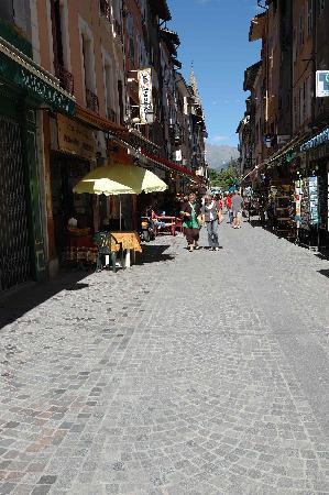 Hotel Azteca : Street view