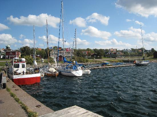 Hotell Borgholm: A fishing village very near the hotel