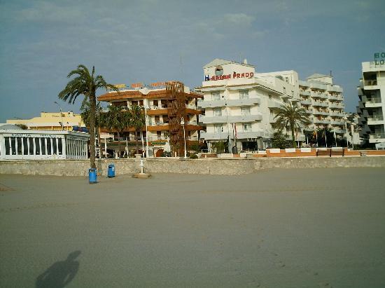 Hotel Prado II : Hotels Prado II et Arena Prado (même groupe)