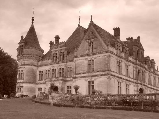 Chateau de la Bourdaisiere: Le chateau