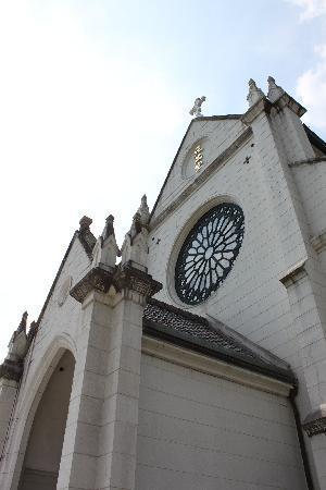 Museum Meijimura : 聖ザビエル天主堂