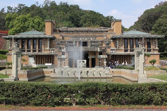Museum Meijimura : 帝国ホテル