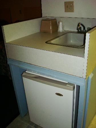 ذا ساند كاسل موتل: Sink