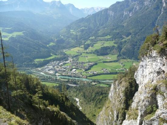 Werfen, ออสเตรีย: At the cable car