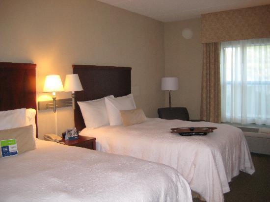 Hampton Inn Sayre: room photo #1