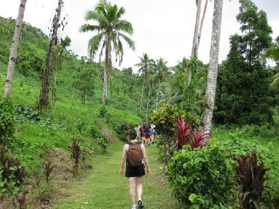 Qamea Resort And Spa Fiji: on one of the amazing excursions