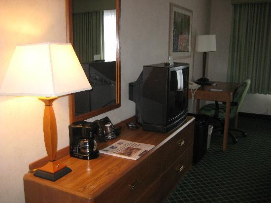 Fairfield Inn Corning Riverside: room #3