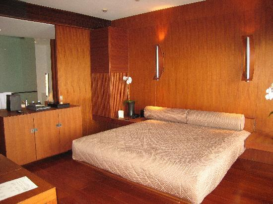 The Lalu Sun Moon Lake: This must their smallest room available