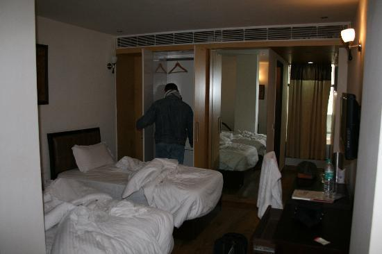 Hotel Saptagiri: Basic room