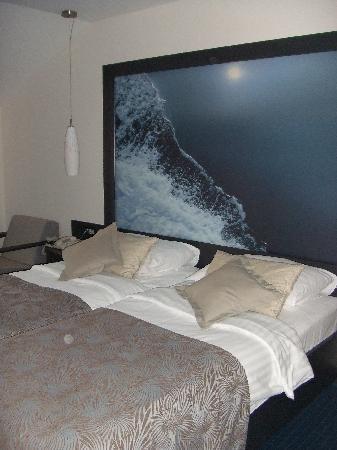 Hotel Lapad: Bed