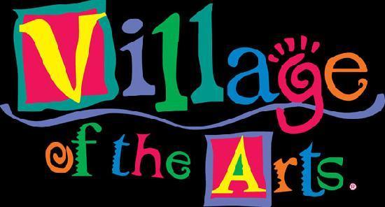 Bradenton, Φλόριντα: The Village of the Arts logo