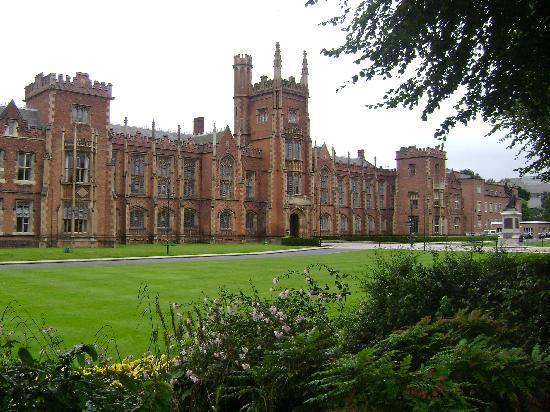 Belfast, UK: il Queen's College
