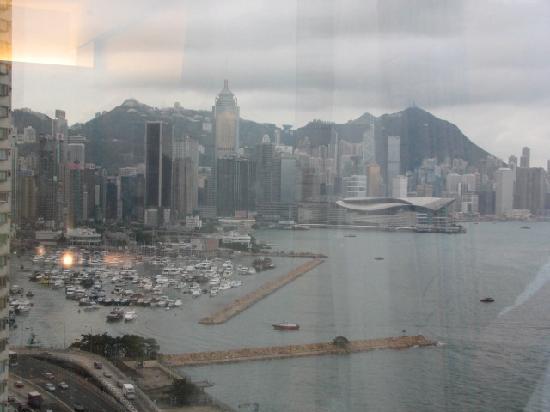 โรงแรมฮาร์เบอร์ แกรนด์ ฮ่องกง: Harbour view