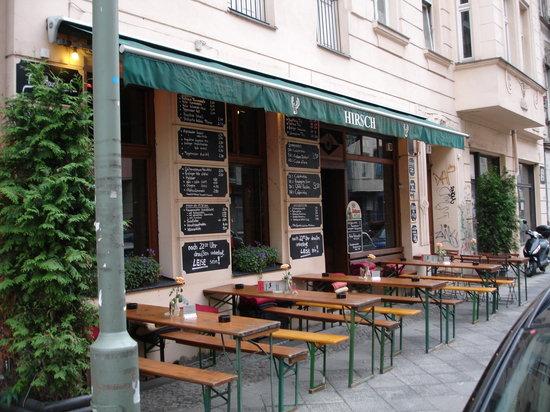 Kneipe Moabit hirsch bar berlin friedrichshain restaurant reviews phone