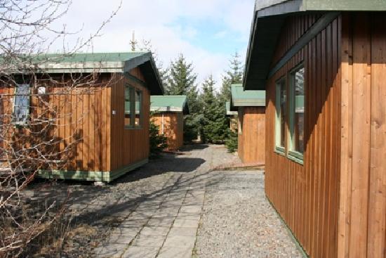 Gesthus Selfoss: Cottages