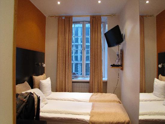 Best Western Hotel Karlaplan: mini room