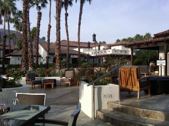 the grounds picture of omni rancho las palmas resort. Black Bedroom Furniture Sets. Home Design Ideas