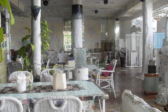 Michi Retreat: Restaurant