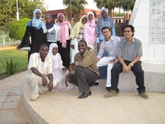 University of Khartoum: Tour in Khartoum's university
