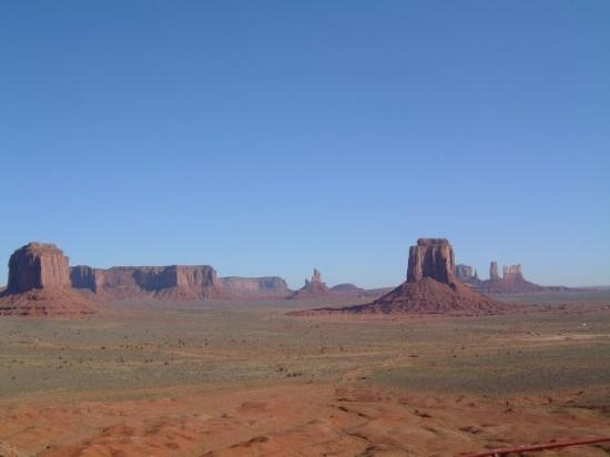 Monument Valley Navajo Tribal Park: Monument Valley Navajo Tribe Park @ Monument Valley, UT