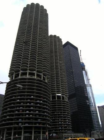 Marina City: @ Chicago