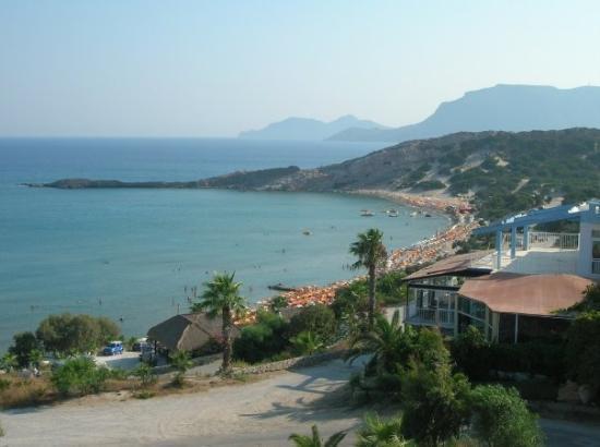 Kos-Stad, Griekenland: Paradise Beach