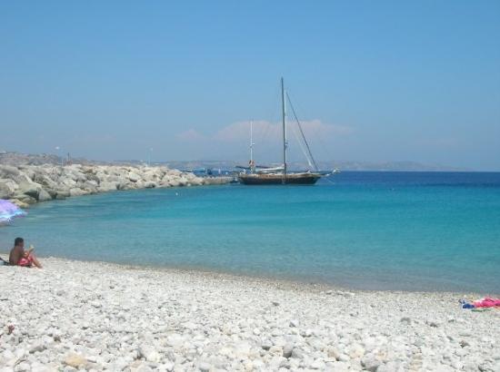 Kos-Stad, Griekenland: Kamari Beach