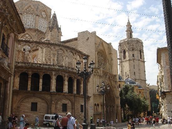 Valencia Cathedral : Cathederal de Valencia