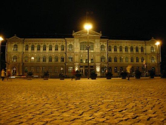 University of Helsinki (Helsingin Yliopisto)