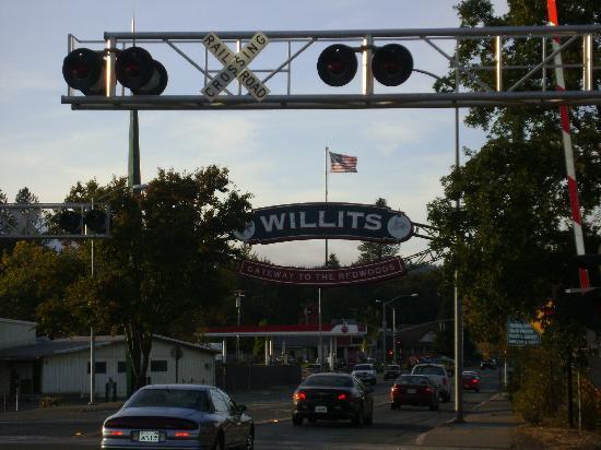 Super 8 Willits: Willits