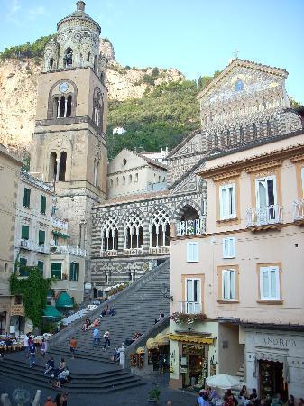 Hotel Fontana Amalfi Reviews