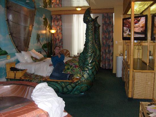 African Room Picture Of Fantasyland Hotel Amp Resort