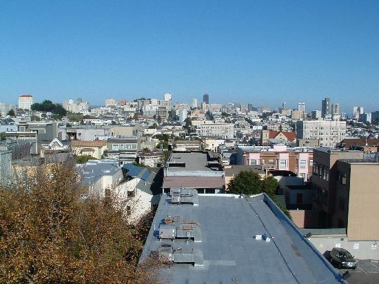 Laurel Inn, a Joie de Vivre hotel: City View 1