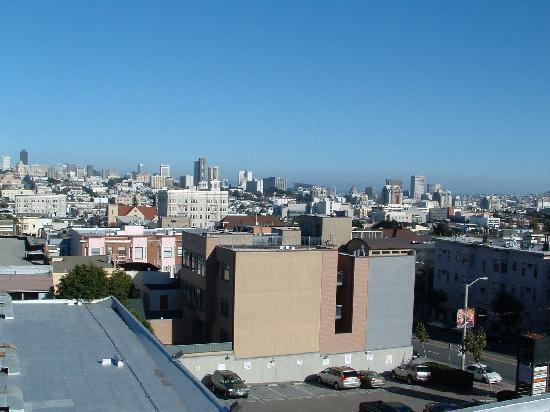 Laurel Inn, a Joie de Vivre hotel: City View 2