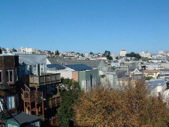 Laurel Inn, a Joie de Vivre hotel: City View 3