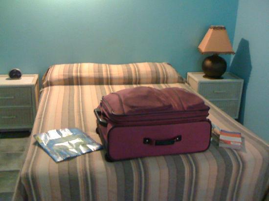 LambLion Holiday Apartments: Bedroom