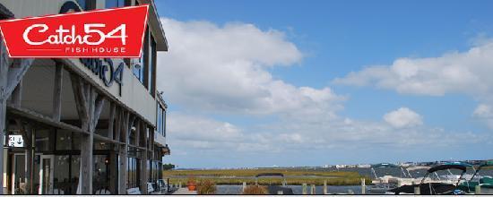 Catch 54: dockside view