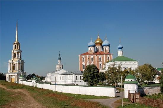 Ryazan cremlin