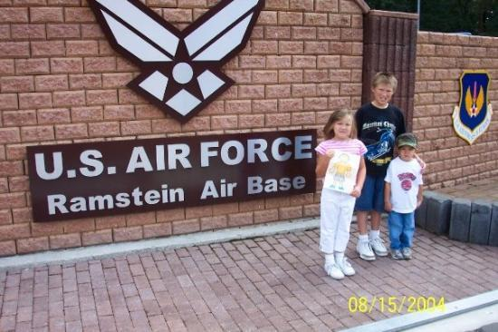 Ramstein AFB Germany Picture of Ramstein Miesenbach