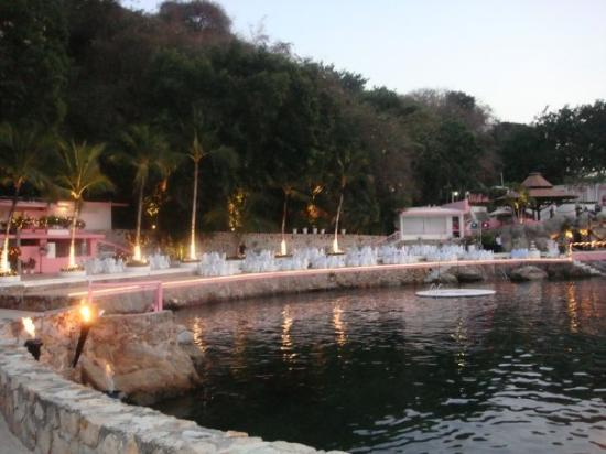 Las Brisas Acapulco: La concha de las Brisas del Hotel Brisas de Acapulco