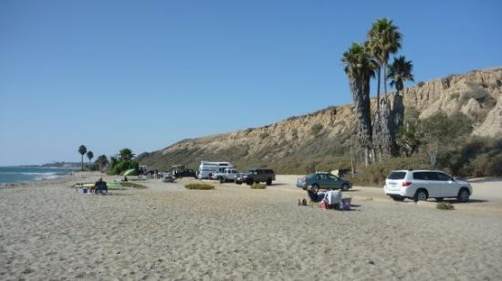 Mission Viejo, Californië: San Onofre State Beach, California