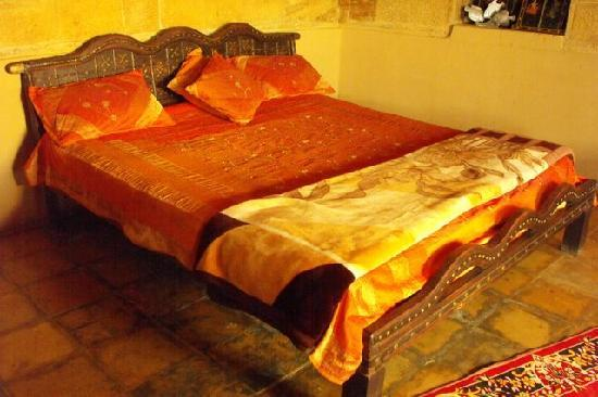Hotel Deep Mahal: the best room in india at fort