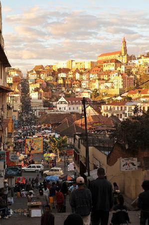 Sole Hotel: Antananarivo