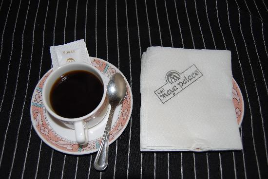 Maya Hotel: breakfast