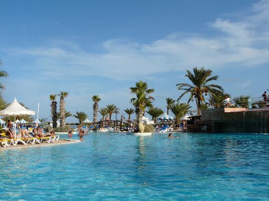 Winzrik Resort & Thalasso Djerba: Piscines