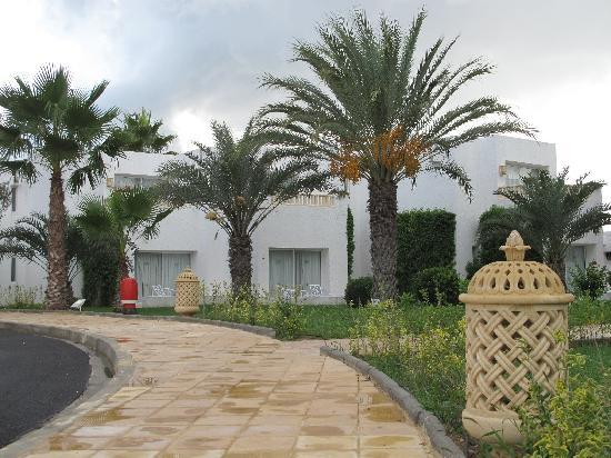 Hotel Palace Hammamet Marhaba: BUNGALOWS