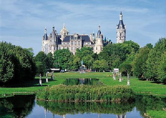 Mecklenburg-Vorpommern, Tyskland: Mecklenburg-Voor-Pommeren