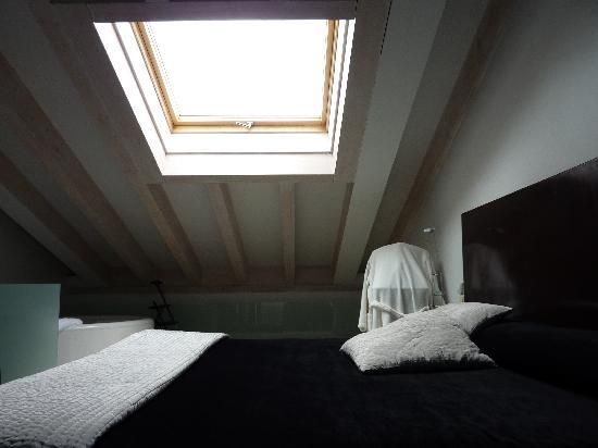 Posada La Pascasia: Dormitorio