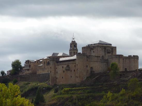 Posada La Pascasia: Castillo