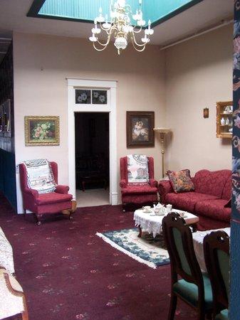Hamilton House Inn: Tea Room